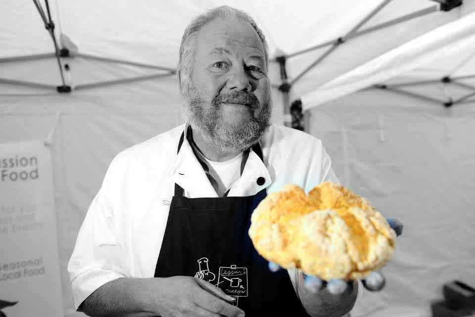 Baker-Bill-King Monmouthshire Food Festival