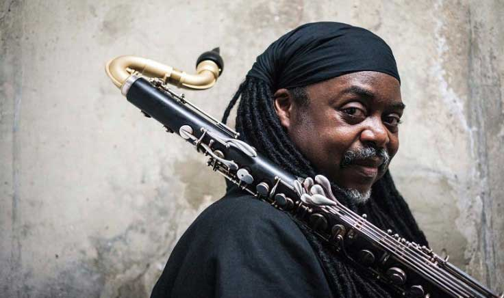 Courtney Pine St Donats