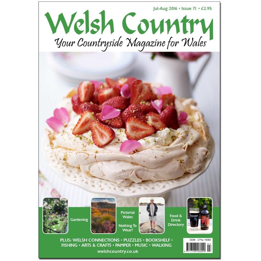 Welsh Country Magazine jul aug 16