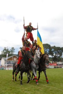 royal welsh show 2016 cossack riders
