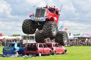 royal welsh show 2016 monster trucks