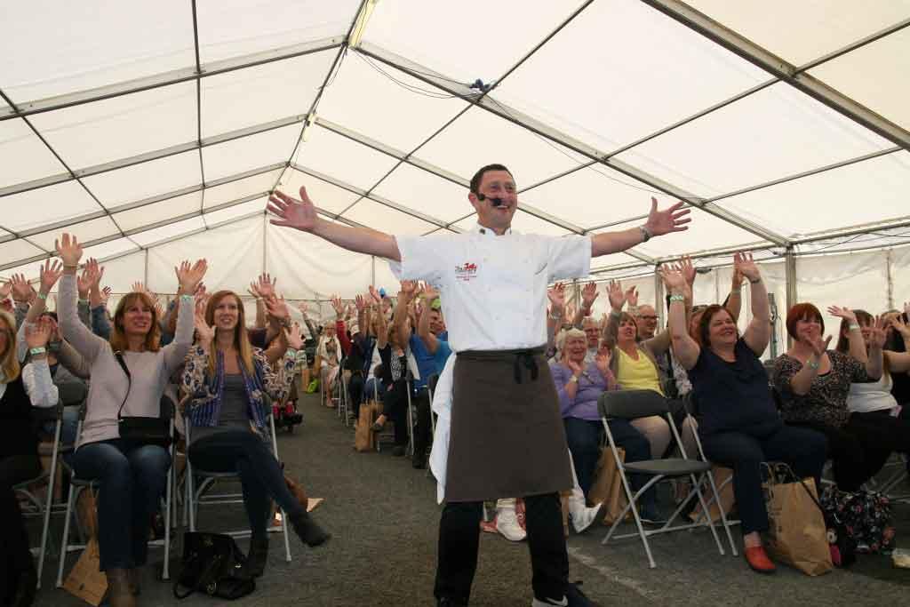 Mold Food & Drink Festival Just Gets Bigger!