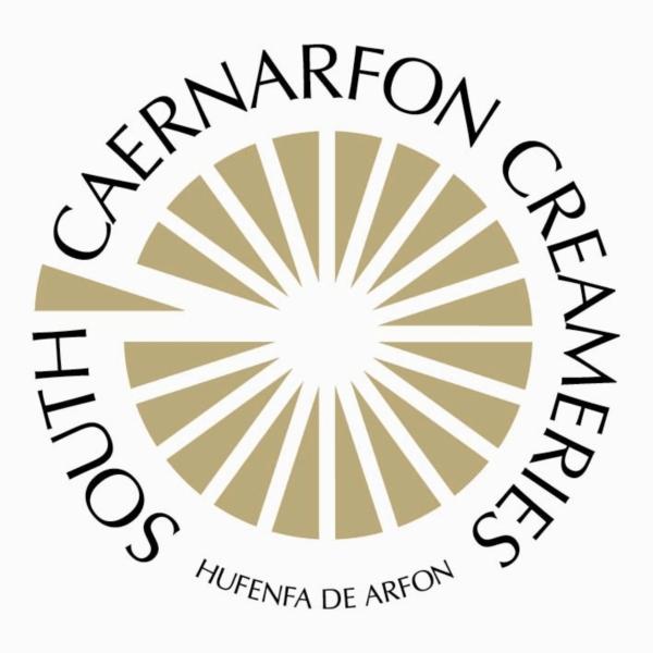 South Caernarfon Creameries Logo