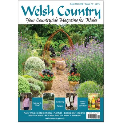 Welsh Country Magazine Sept Oct 16