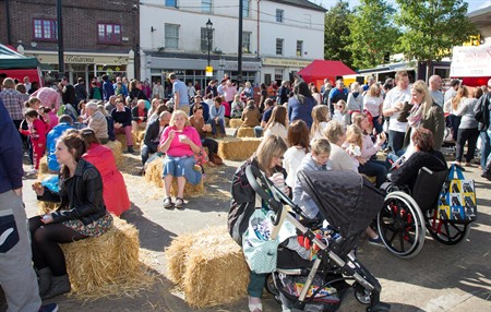 Neath Food and Drink Festival 2016