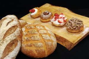 tasty bakes from Baked oin Green Street @ Monmouthshire food festival