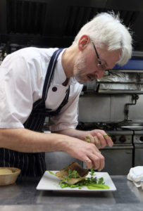 mark turton at monmouthshire food festival