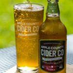 Apple County cider Sparkles at Great Taste