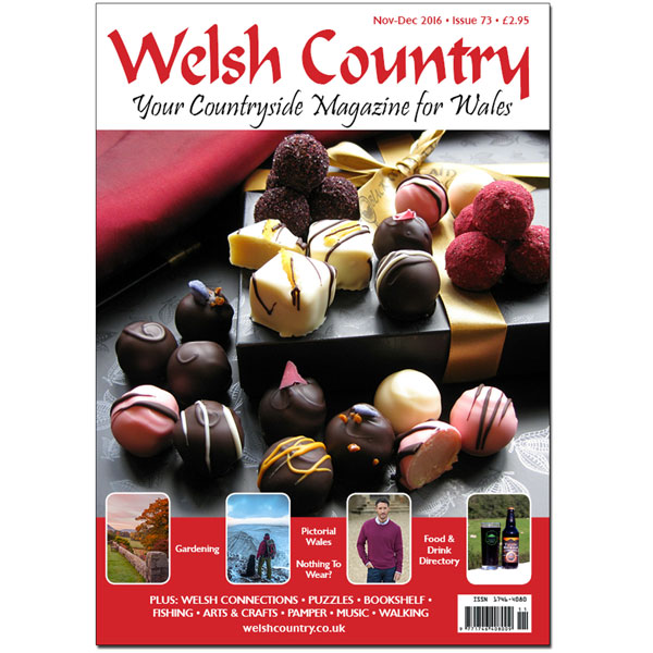 Welsh Country Magazine Nov-Dec 16