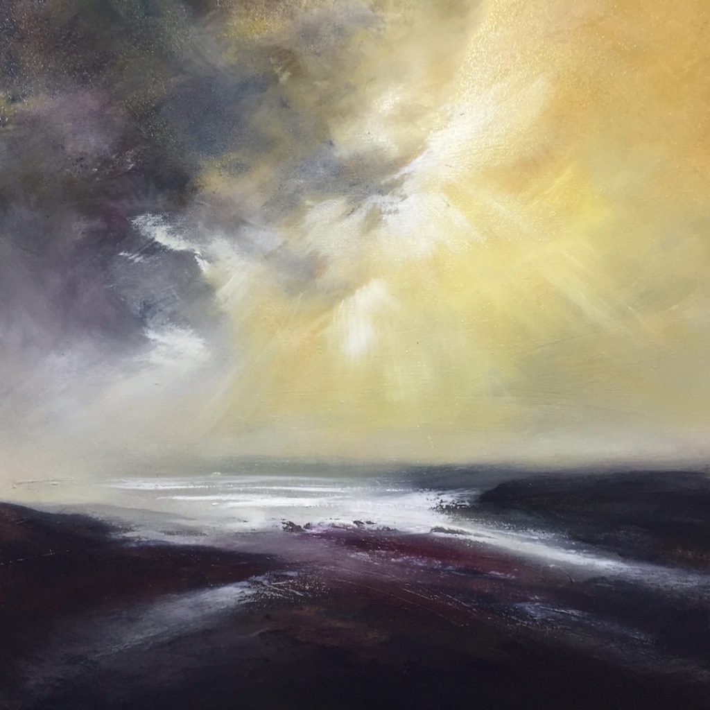 Pembrokeshire artist Sarah Jane Brown to launch new exhibition \'My ...