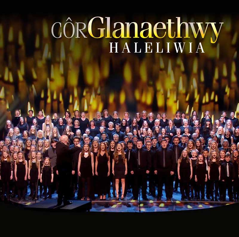 SAIN Records to launch new albums by 'Côr Glanaethwy' and 'Piantel'at the Winter Fair this year