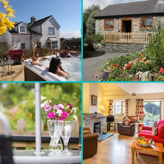 Christmas Holidays Special 2016, With Croft Farm & Celtic Cottages