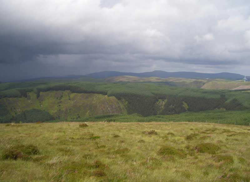 Open Spaces Society Fights New Threat Of Wind Turbines In Cambrian Mountains