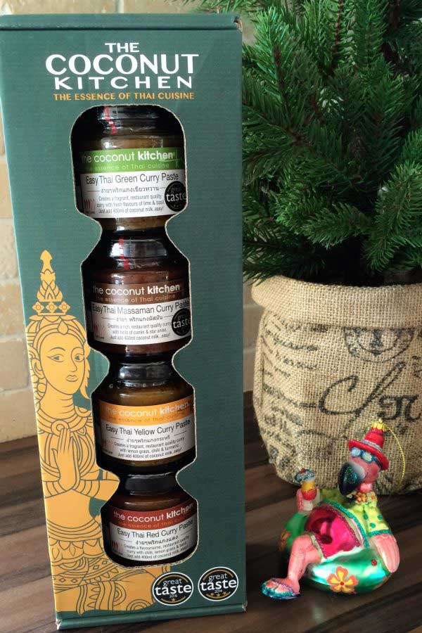 Introducing Our 2016 Curry Paste Giftset