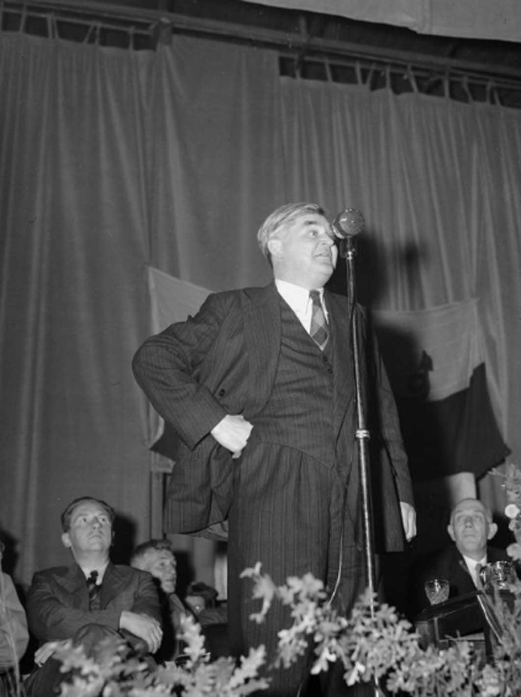 The National library of Wales's appeal for Aneurin Bevan archives, material about his life and work, marks Aneurin Bevan's birthday on November 15, 1897.