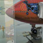 Gordon Miles Airport Series Exhibition at MOMA Machynlleth