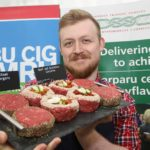 Former performing arts student wins Welsh Young Butcher competition