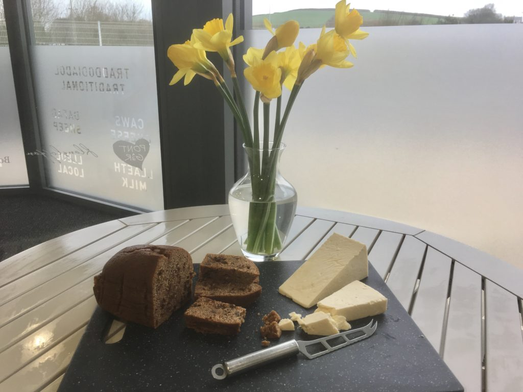Carmarthenshire Cheese