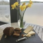 Carmarthenshire Cheese – Join the St Davids week tastings of traditional Bara Brith and pure Welsh cheese at 'y siop' Llanllwch