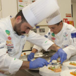 Culinary Association of Wales – Italy's chefs triumph in the Battle for the Dragon contest