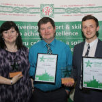 Cambrian Training – Double success for talented butcher Peter and his employer at awards ceremony
