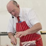 Monmouthshire Food Festival – Adrian Walker, Accredited Master Butcher will give not one, but two demonstrations!