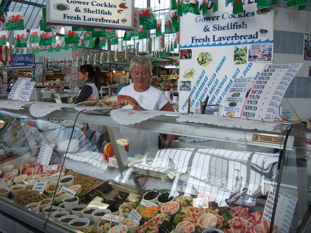 Marina Food Market Swansea