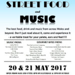 Royal Welsh – Enjoy an evening of music and food at the Spring Festival