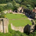 Monmouthshire Food Festival – The History of Our Venue, Caldicot Castle