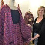 Coleg Sir Gar graduates art recognised by bursary from Wool Festival