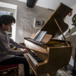 NWIMF – Piano prodigy to perform just hours after his A-level maths exam