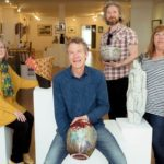 King Street Gallery Members showing at the international ceramics show