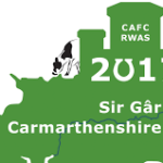 Royal Welsh Show  2017 opened by Carmarthenshire duo