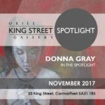 King Street Gallery – Donna Gray in the Spotlight at King Street