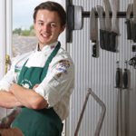 Cambrian Training – Champion butcher Peter has sights on another award