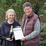 Pembrokeshire Coast Hero award for former Authority stalwart