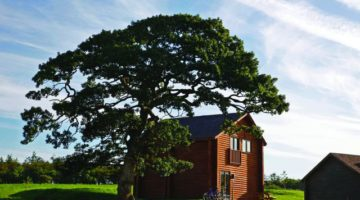 Where is the most relaxing accommodation in Wales?