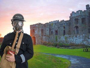 carew castle murder mystery