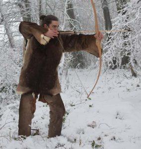 castell henllys hunting 1