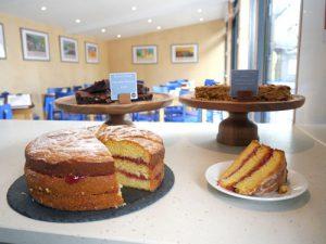 carew castle tearoom 3