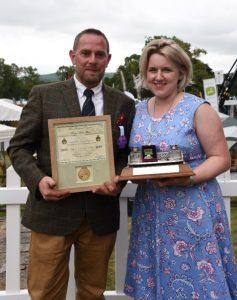 sir bryner jones award