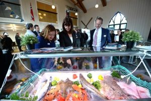 welsh seafood lesley griffiths seafish