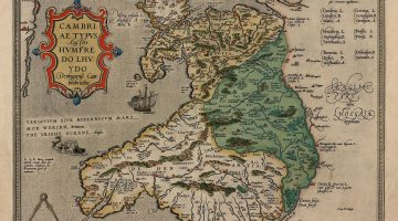 National Library celebrates the Man who put Wales on the map