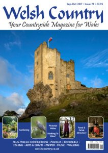 Welsh Country Magazine Sept-Oct 2017 cover