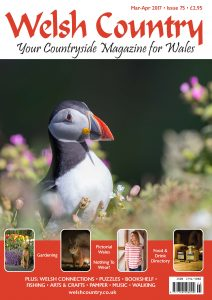 Welsh Country March April 2017 cover
