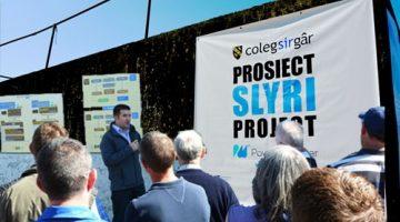 Slurry management project reveals prototype